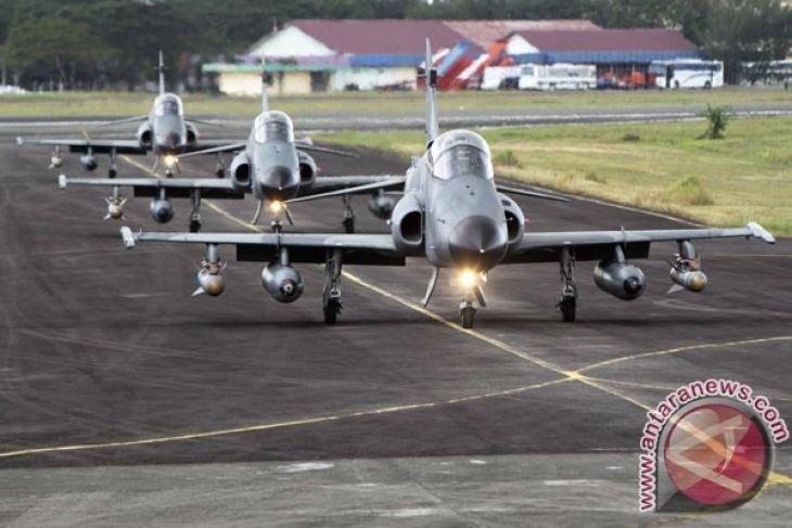 Tragedi Kelam pesawat tempur Hawk