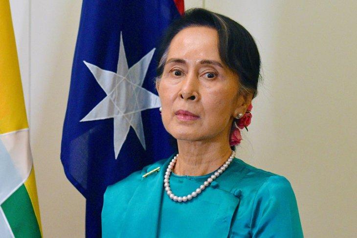 World`s religious leaders meet Aung San Suu Kyi discussing Rohingya