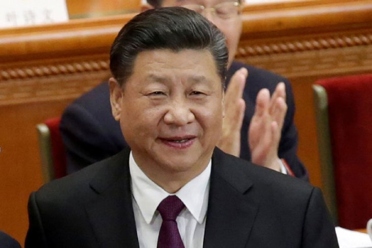 Chinese president gives regards to Jokowi