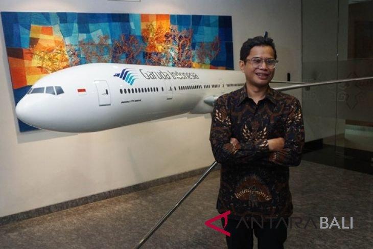 Jelang pertemuan IMF, Garuda siapkan opsi penerbangan tambahan