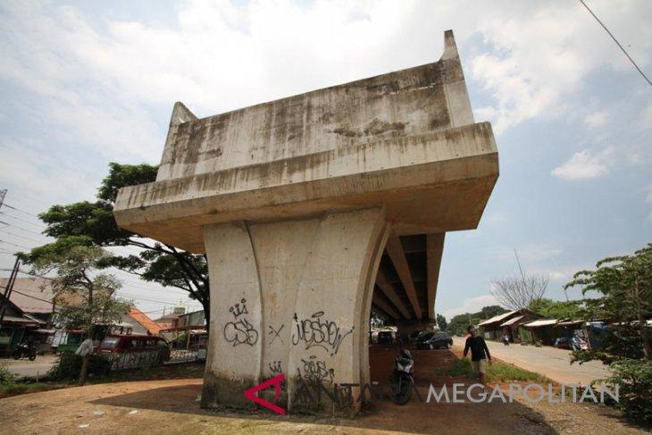 Pembangunan `fly over`Tegal Gede Bekasi akan dilanjutkan
