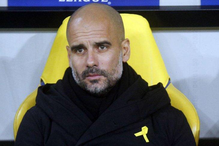 Pep Guardiola digelari manajer terbaik Liga Inggris