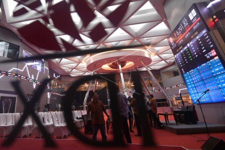 IHSG weakens at Thursday's opening on Asian markets' correction