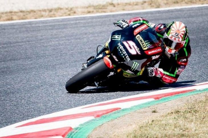 Zarco raih posisi pole dan cetak rekor pada MotoGP Qatar