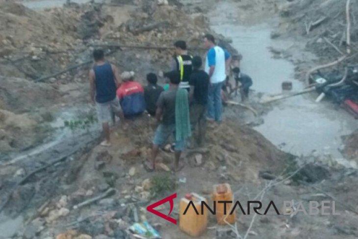 Kecelakaan tambang di Muntok tewaskan seorang pekerja