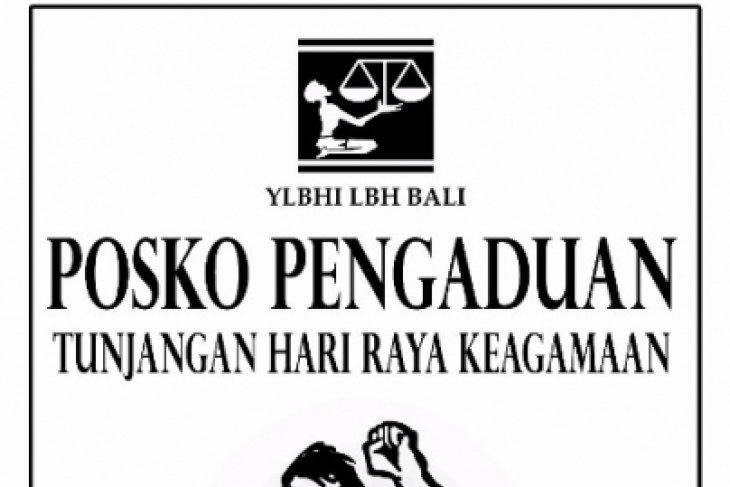 LBH Bali buka posko pengaduan THR Nyepi