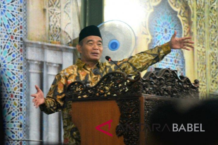 Mendikbud: Tingkat literasi Indonesia rendah
