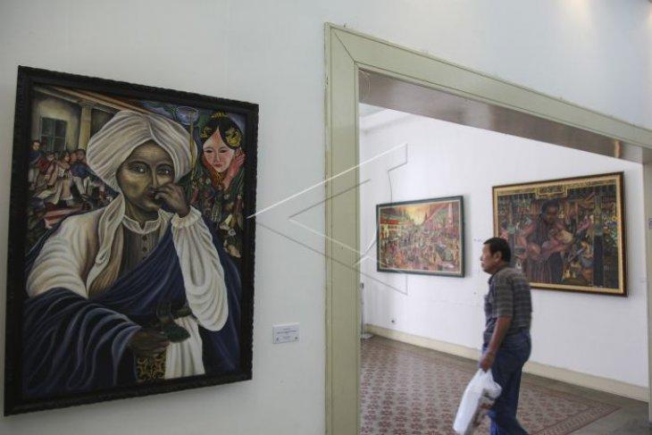 Pameran lukisan Reaktualisasi The Spirit of Java