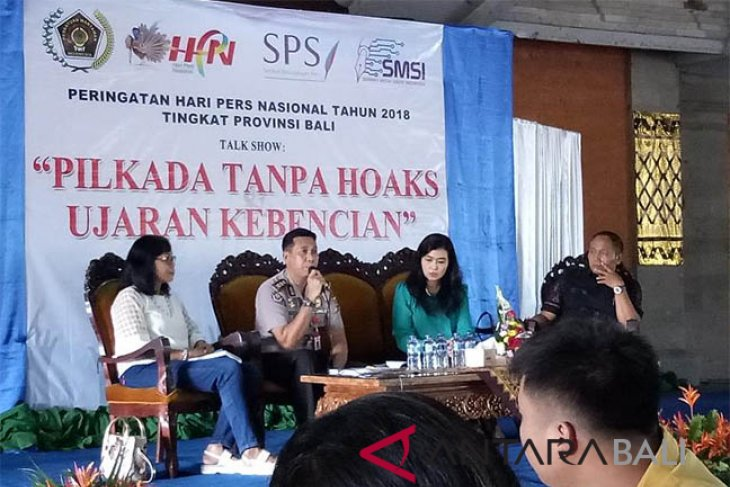Polda Bali: Pulau Dewata tidak rawan hoaks