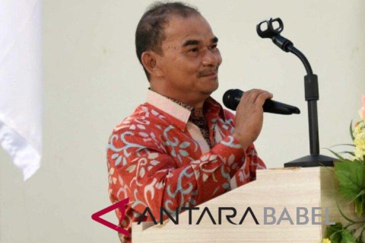 Pemerintah Bangka minta camat tanggap keamanan lingkungan