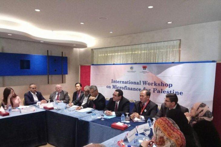 Wafaa Indonesia ikuti Workshop Microfinance untuk Palestina