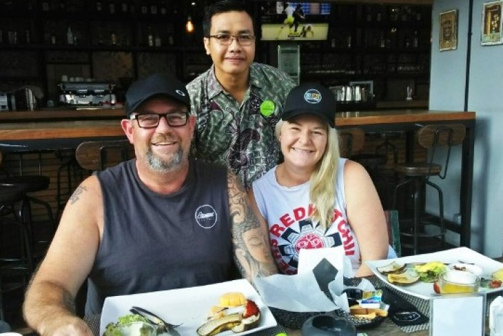2018, Zest Hotel Legian bawa Konsep Sarapan Baru 'Breakfast Of The Day'