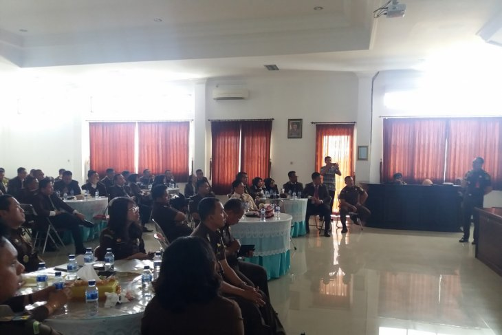 Jaksa se-Indonesia Ikuti Diklat di Situbondo (Video)