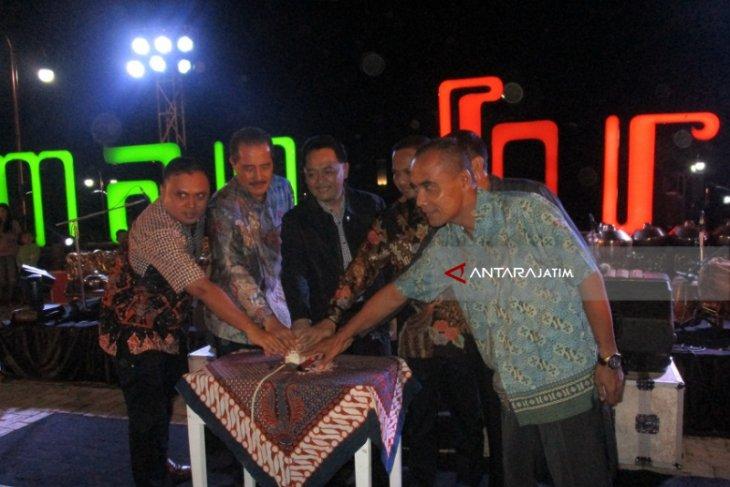 Pemkot Kediri Resmikan RTH Taman Brantas