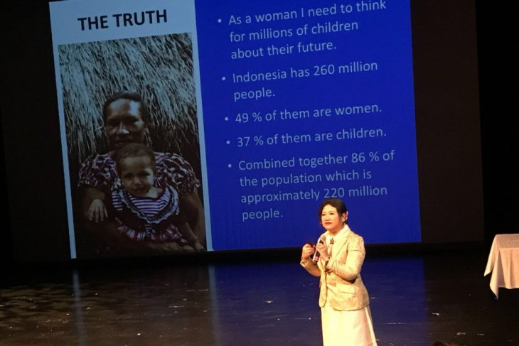 Indonesian academician highlights education at world public relations conference