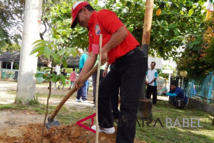 Plt Bupati Bangka: kelangsungan bumi tanggung jawab bersama