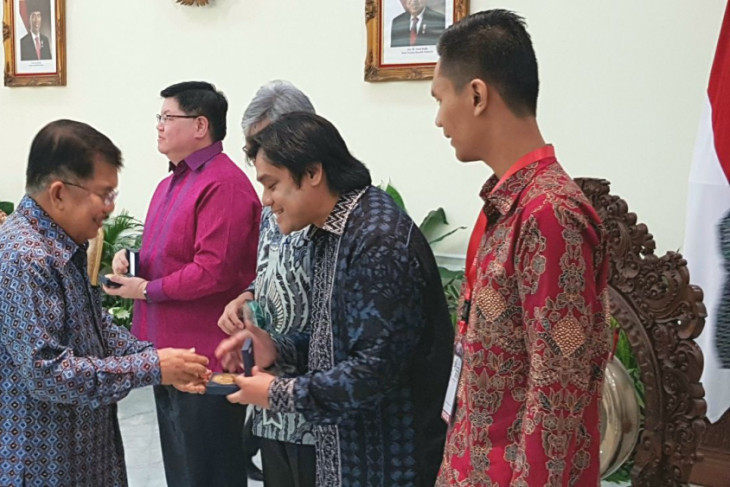 Vice president bestows intellectual property awards