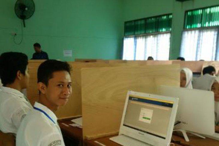 22 Siswa ABK  Ikuti UNBK Di Banjarbaru