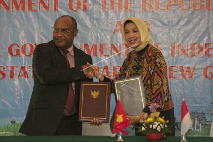 Indonesia-Papua Nugini kerja sama proteksi pertanian