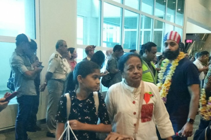 Turis India melalui Bandara Bali tumbuh 61,6 persen