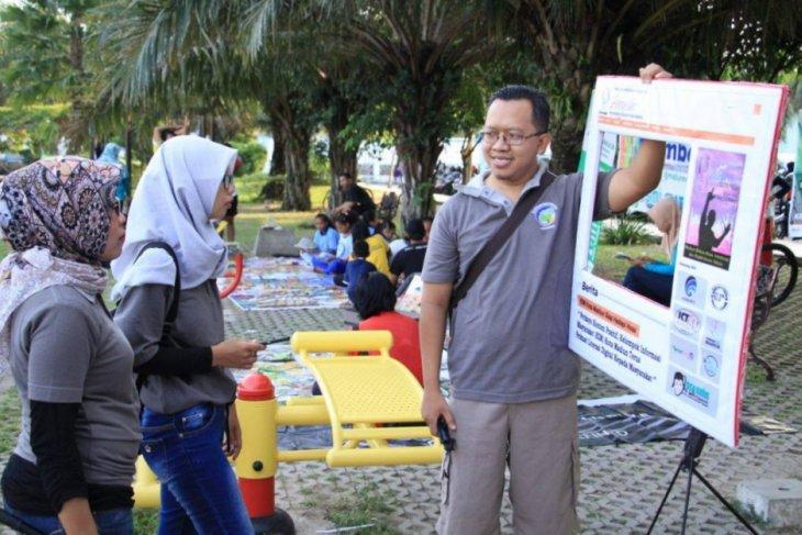 KIM Anyelir-Diskominfo Kota Madiun Kampanyekan Penggunaan Internet Bijak