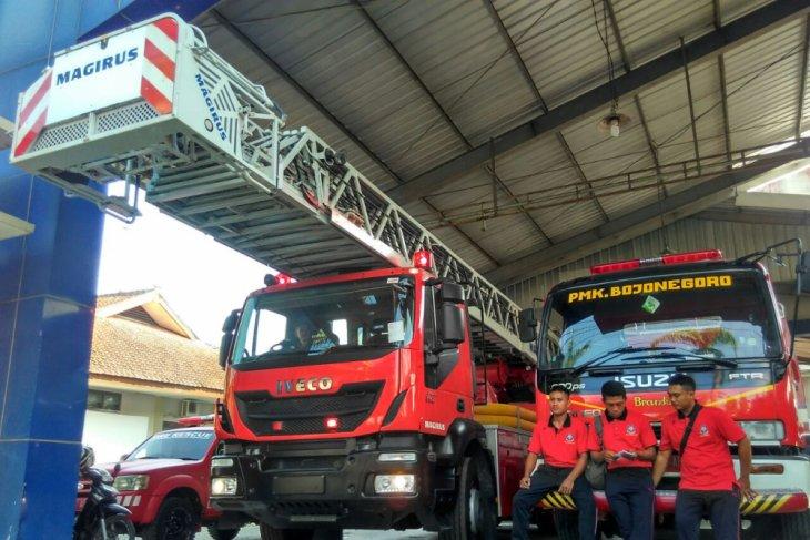 Kerugian Kebakaran di Bojonegoro Capai Rp6,537 Miliar