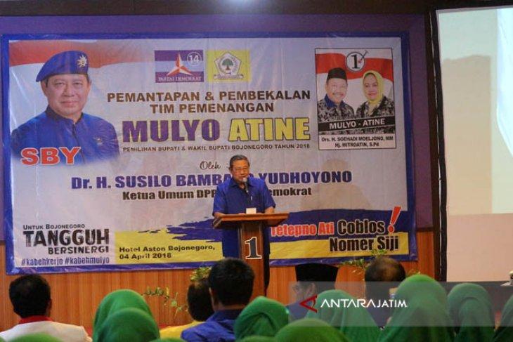 SBY: Bupati dan Wakil Bupati Bukanlah