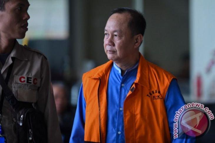 KPK limpahkan berkas perkara Syafruddin Temenggung