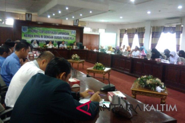 Tim verifikasi KLA Paser gelar pertemuan