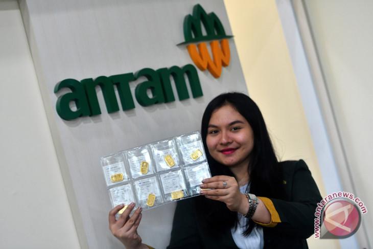 Antam`s production of ferronickel up 107%