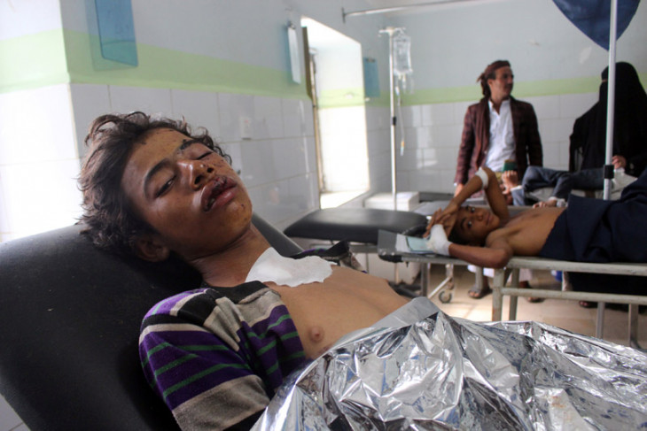 EU: civilians paying ultimate price in Yemen conflict