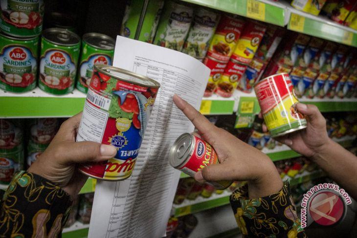 Tim terpadu lakukan Sidak  produk makanan jelang Idul Fitri
