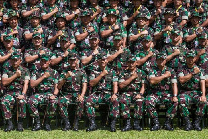 Apel Dansat Kodam IV/Diponegoro