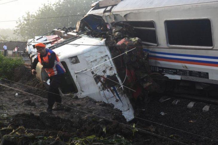 Kecelakaan Kereta Api Ngawi