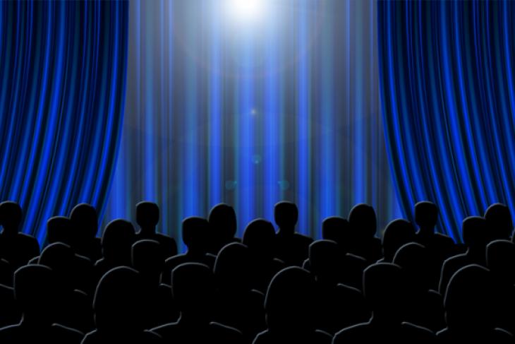 Peluncurkan kompleks bioskop pertama di Arab Saudi