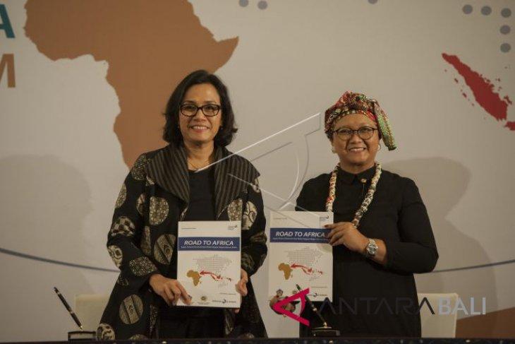 Menlu Retno akan bentuk Satgas Infrastruktur Afrika