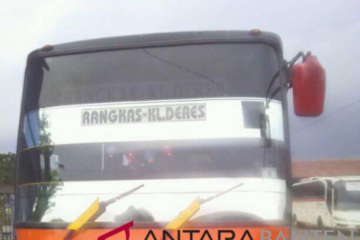 Dishub Lebak Siapkan Mudik Gratis  Dua Bus
