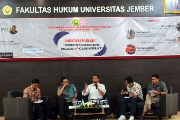 Dosen dan Aktivis Desak KPK Proses Hukum Boediono Dkk Atas Kasus Century