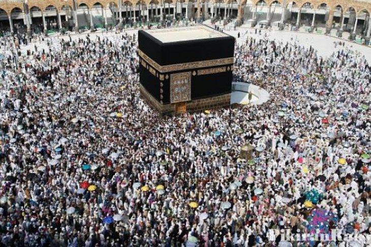 Pelunasan biaya ibadah haji tahap II dibuka Senin