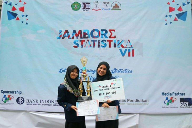 Mahasiswa IPB juara 2 di Jambore Statistika Nasional