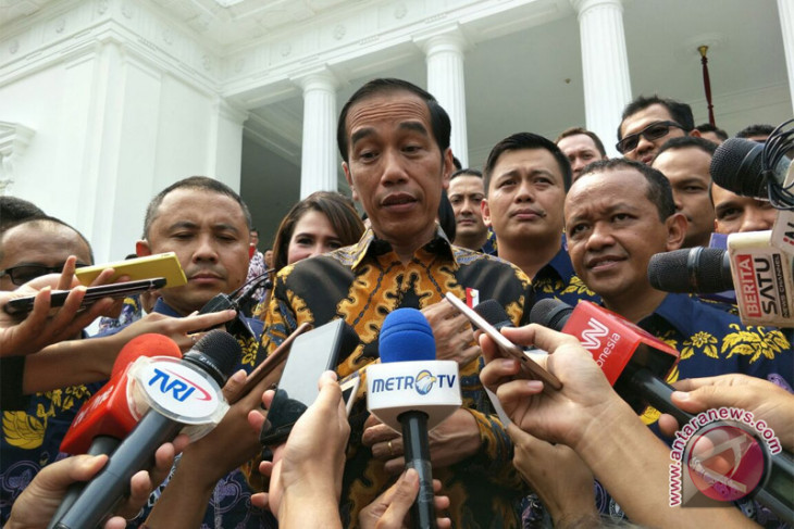 Jokowi urges hindu community to improve quality of human resources
