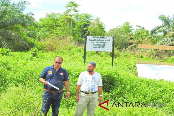 Bupati Abdya diminta bagikan lahan bekas HGU