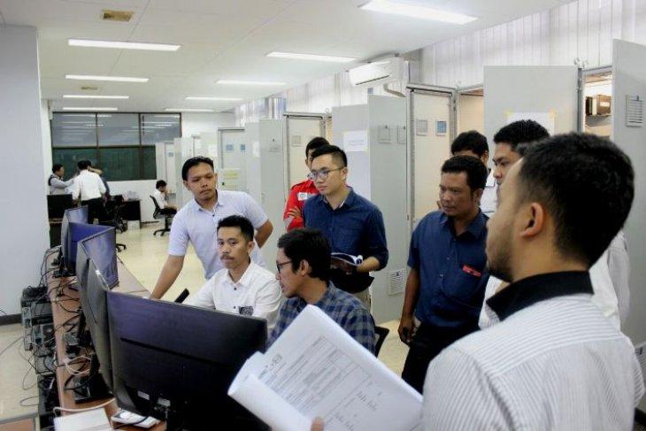 Len kirim produk persinyalan ke Bangladesh