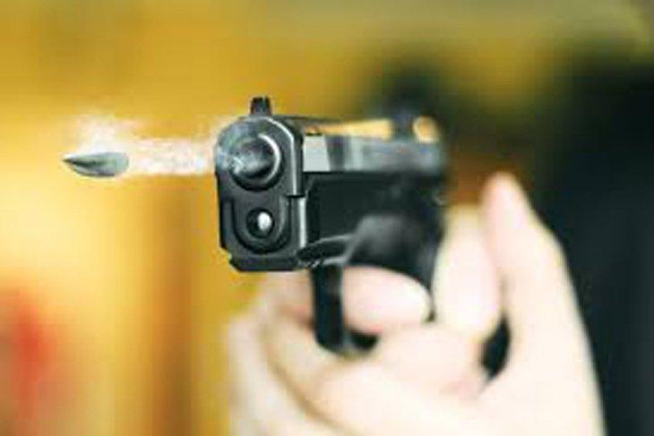 Satu orang terduga teroris ditembak di Mabes Polri