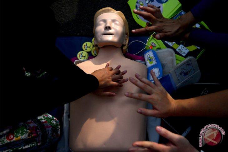 CPR bisa selamatkan orang henti jantung