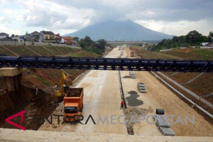 Tol Bocimi diprediksi dibuka untuk arus mudik
