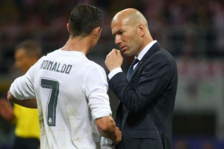 Zidane kembali, Ronaldo menyusul?