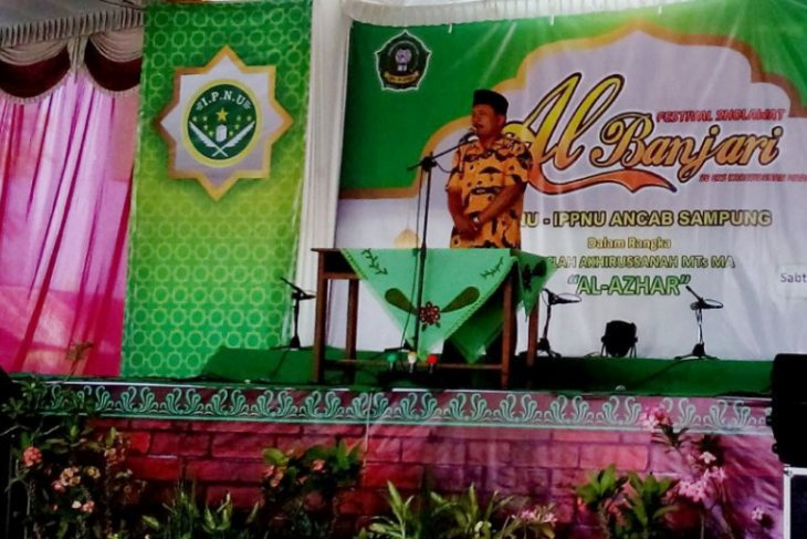 IPNU-IPPNU Gelar Festival Sholawat Al Banjari