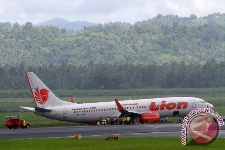 Lion Air airplane routing Jakarta-Pangkalpinang lost contact