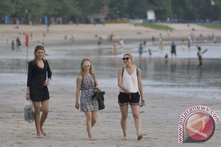 Over 1.29 million tourists visited Indonesia in October: BPS